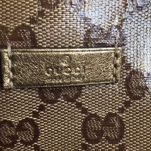 Gucci Bags - Vintage Gucci doctor bag